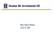 Session 20 Investment III0 (1)