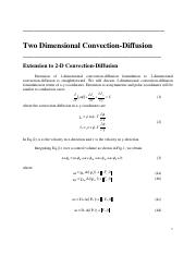 2-D convection_diffusion (2013)