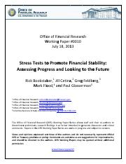 stress test  to promote financal satabilty.pdf
