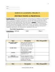 SERVICE LEARNING PROJECT PROPOSAL (3).docx