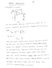 EE 3N03 UPamp Applications Notes