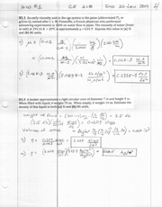 HW#1_Analysis Solution
