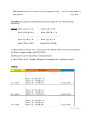 cmis 102 homework View homework help - cmis 102 homework 2 jack t gutting from cmis 102 at  md university college scanf(%f, &price) / prompts user for salestax.