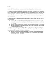 Research and Respond Worksheet Chapter 3