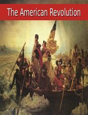 the_american_revolution test review