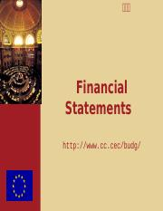 Financial statements slides_final