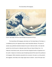 Project - Great Wave.docx