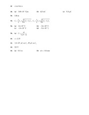 6_Ch 16 College Physics ProblemCH16 Electrical Energy and Capacitance