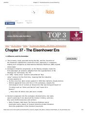 Chapter 37 - The Eisenhower Era | Course-Notes.Org.pdf