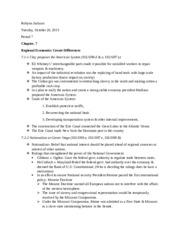 Chapters 7-9 Notes