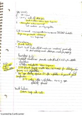 HP Ch. 8,9 Notes