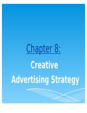 NEW Session  8 - Creative Strategy(1).ppt
