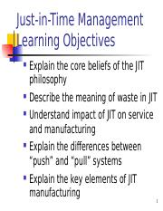09C JIT Management.ppt