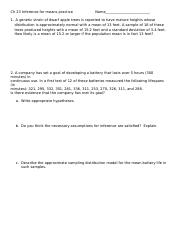 2013 Ch 23 Inference for means practice.docx