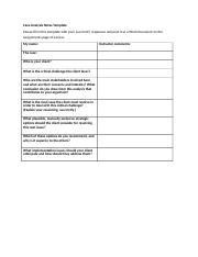 Case Analysis Notes Template.docx