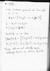 Sets (lecture notes)