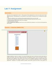 Lab 11 Derivative Application Assignment.pdf
