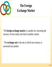 6 Ch 19 Foreign Exchange.PPT