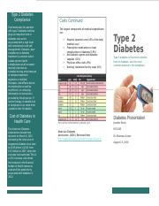 the diagnosis of the diabetes essay