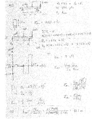 Strength of Materials Mech 12 Exam 2 Fall 2014 Answers