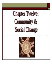 Ch 12 - Community_and_Social_Change