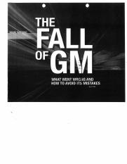 The Fall of GM Case Study.pdf