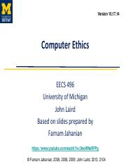 Lecture 7 - Computer_Ethics