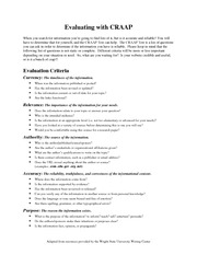Fye essay 1