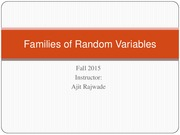 Families_RandomVariables
