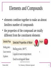 Chap_03 Molecules, Compounds, and Chemical Equations.student.version.ppt