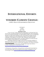 Alex Tomczuk - COP 21 Importance DRAFT.docx