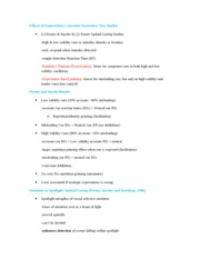 Cognitive Science Notes 2