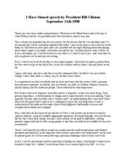 bill clinton essay the life and presidency of bill clinton essay topics