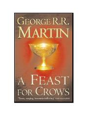 4-A Feast for Crows