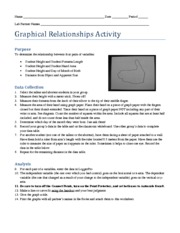 Graphical Relationships Activity