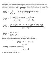 Solution for Chapter 4, 4.3 - Problem 16 - Single Variable Calculus, 6th Edition - eNotes.pdf