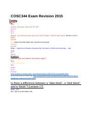 COSC344ExamRevision2015.docx