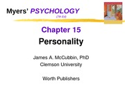 15Personality