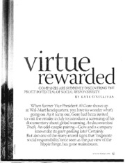 virtue+rewarded