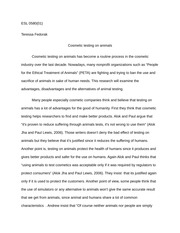 your career goals essay