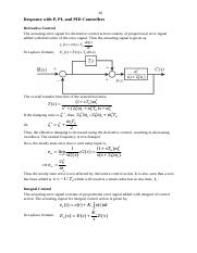Notes on Control Systems 04