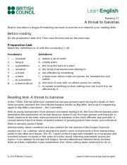 LearnEnglish-Reading-C1-A-threat-to-bananas.pdf