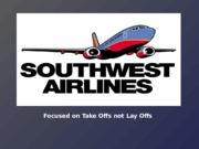 South West Airline Presentation