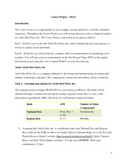 de vry busn 379 finance week Busn 379 finance week 1-7 homework solution busn 379 finance week 2 homework solution fin 382 week 6 homework assignment (devry.