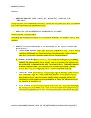 MODULE 1.docx - DBA Study Questions MODULE 1 1 WHAT ARE ...