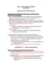 152A F15 Final Study Guide.docx