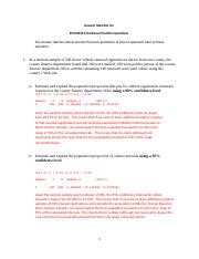 ECON643 Final Exam Practice Questions_Answer_Sketches