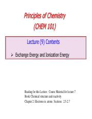 Lecture+9-+exchange+_+ionization+energy