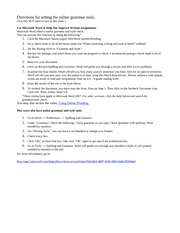 4 pages communication strategy worksheet for informational interview 2