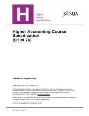 CfE_CourseSpecification_Higher_SocialStudies_Accounting